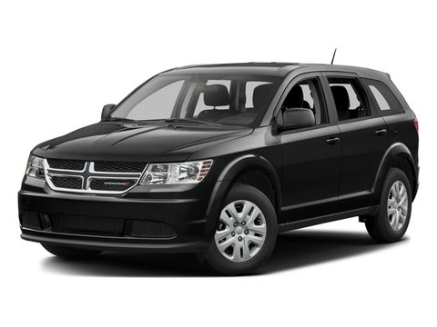 2016 Dodge Journey Se In Downingtown Pa Jeff D Ambrosio Auto Group