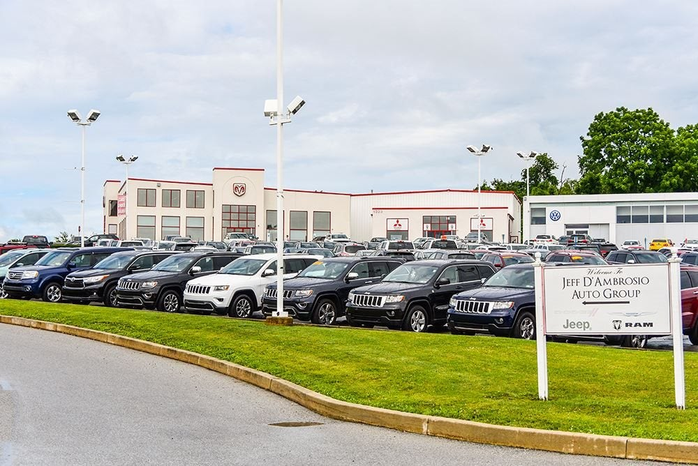Jeff D Ambrosio Downingtown >> Jeff D Ambrosio Auto Group New Used Cars In Downingtown Pa